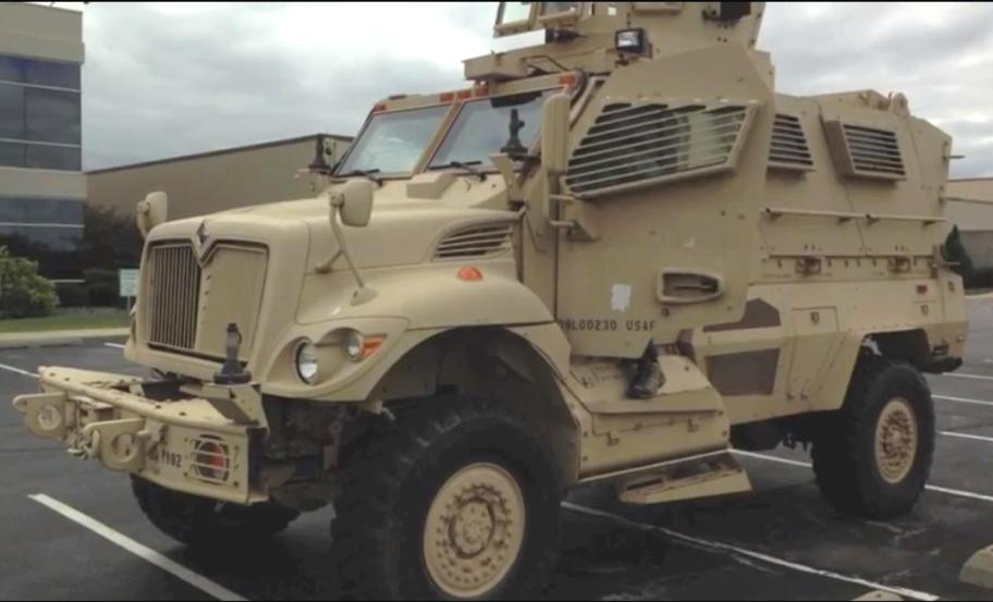 Crete looks to military surplus for east will county for Department of motor vehicles joliet illinois